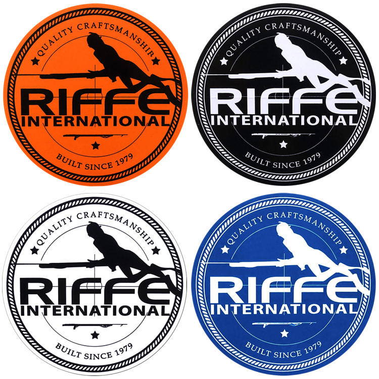 [ST-400] RIFFE Sticker DIVER2 4/Pack